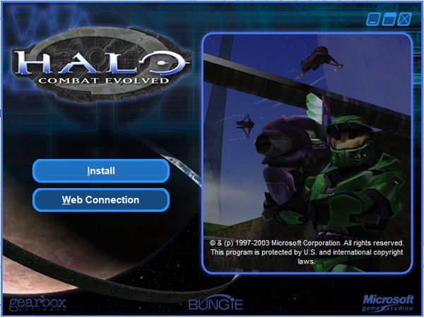 Halo Combat Evolved Sci-fi game