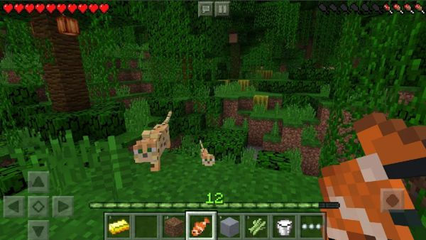 Minecraft free game for PC