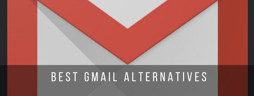 Top 5 best Gmail alternatives
