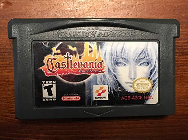 Castlevania for GBA