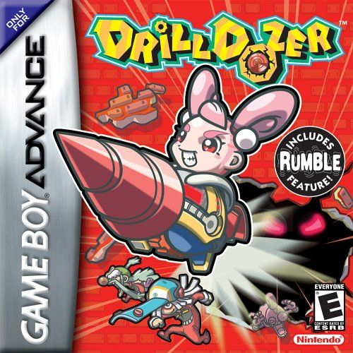 Drill Dozer for GBA