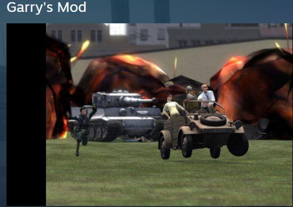 Garry's mod, roblox like game