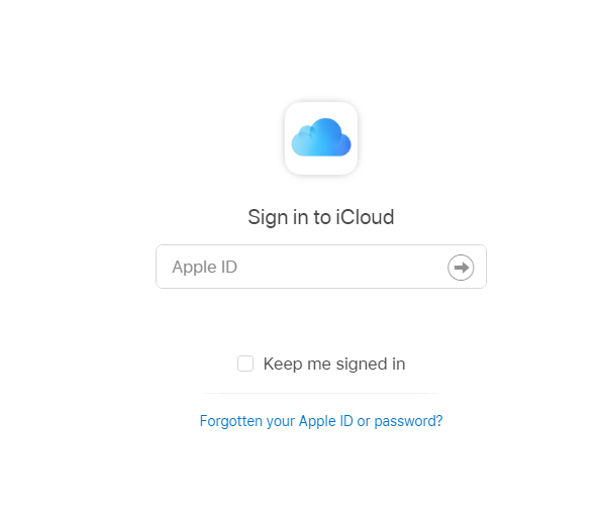 iCloud for Apple users