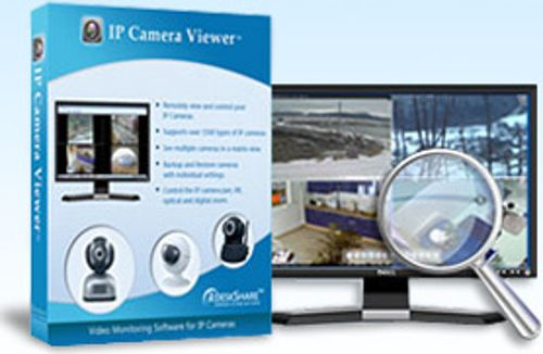 IP Camera Viewer Webcam app
